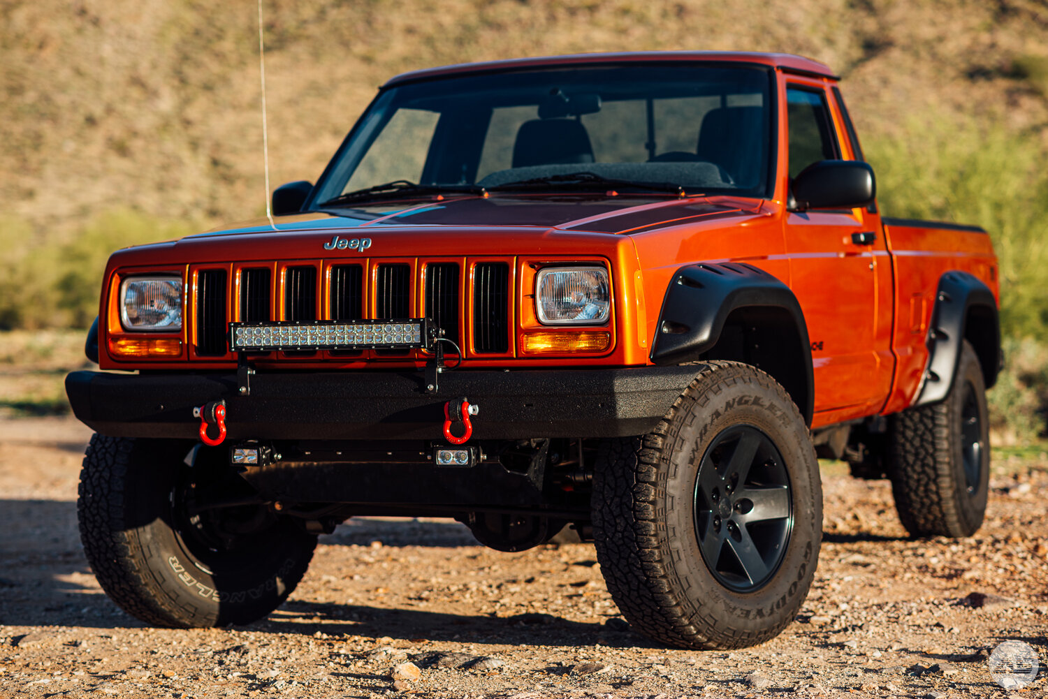 2020 Jeep Comanche First Drive