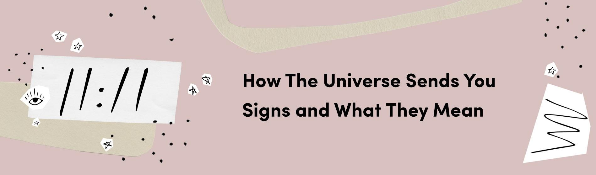 11:11PM: 5 Ways the Universe Sends You Signs and What They
