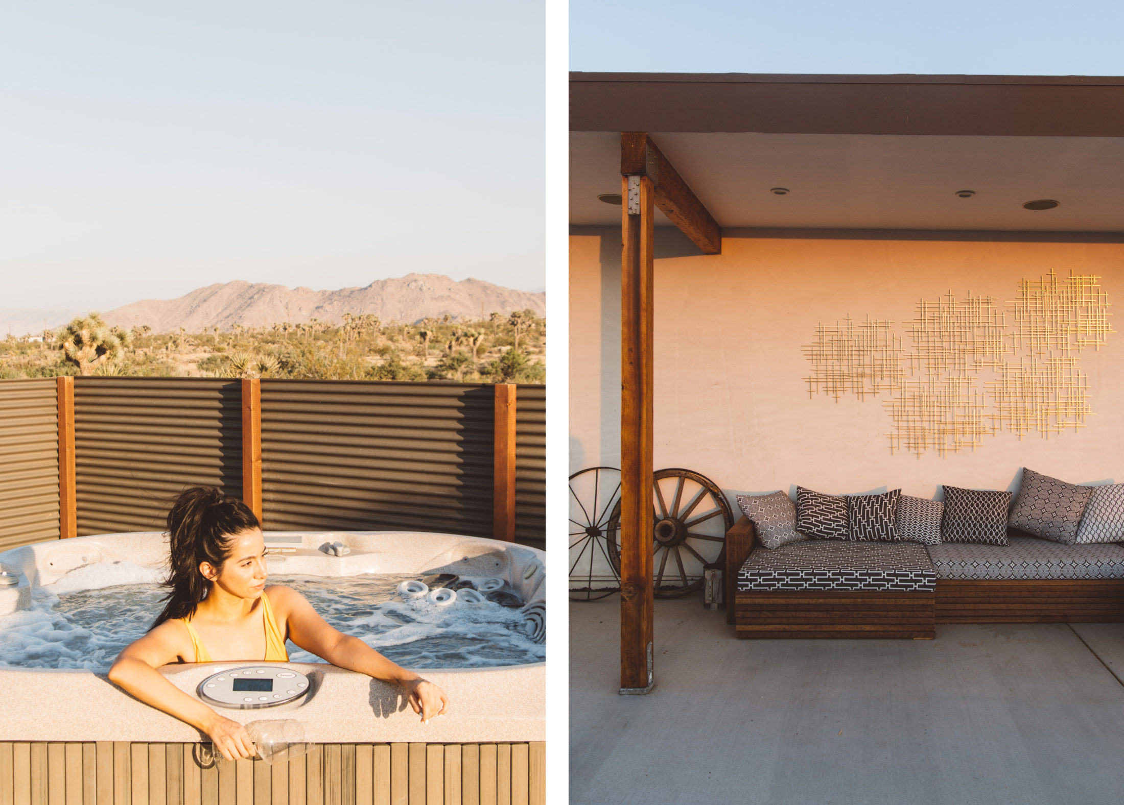 Serenity Escape: A Desert Oasis Near Joshua Tree