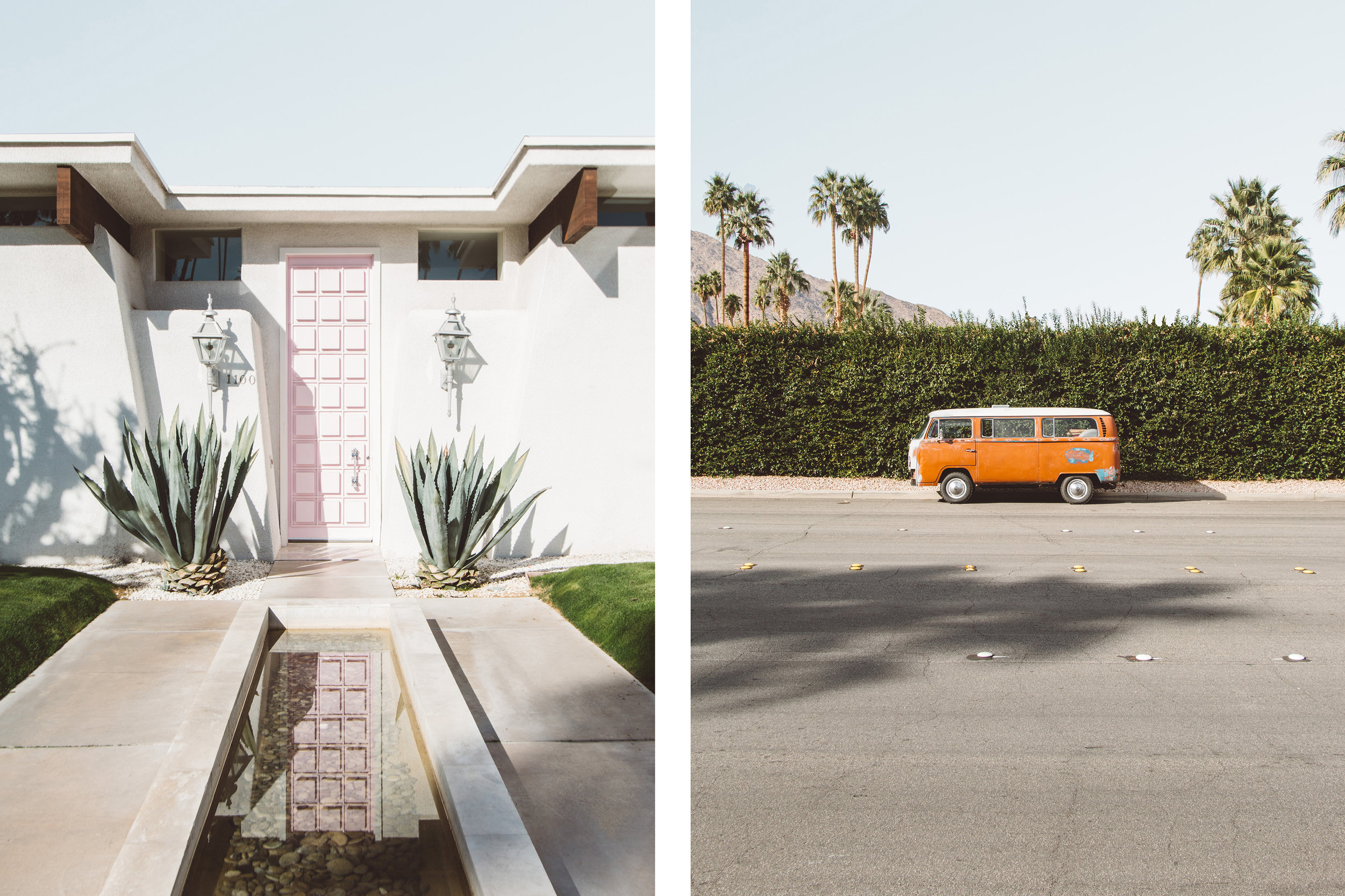 24 Hours In Palm Springs with Uber