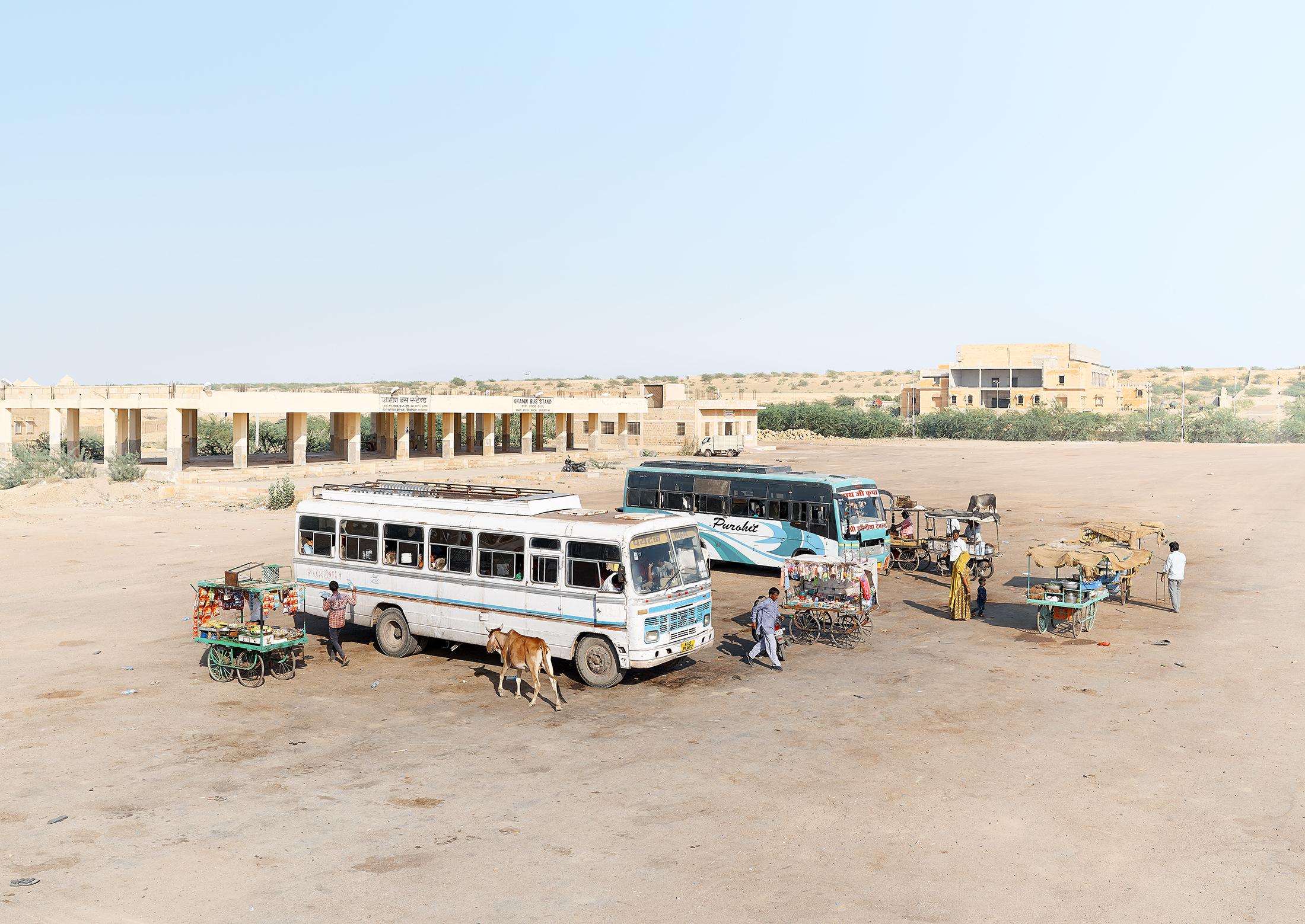 05_Bus Stop, Jaisalmer, India, 2017.jpg