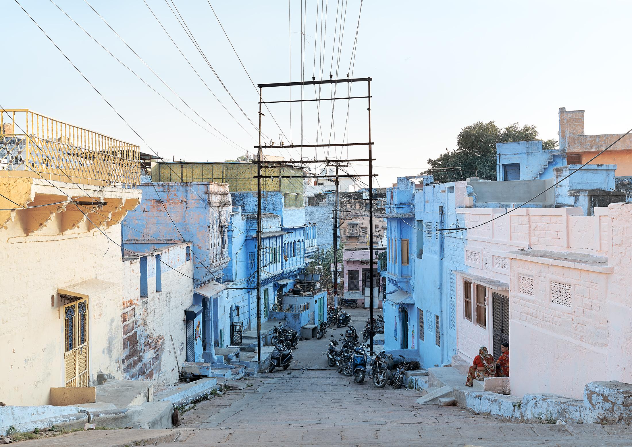 12_Blue street, Jodhpur, India, 2017.jpg