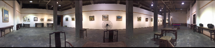 Yu Liang Art Gallery鱼梁美术馆 - Artist will exhibit their works in this gallery