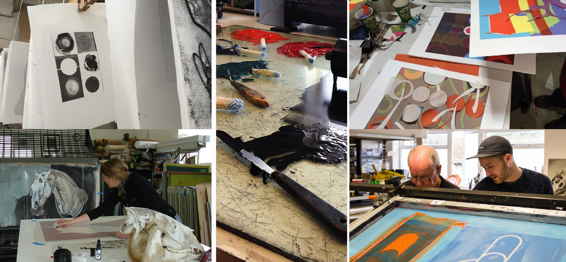 Print Making Studio