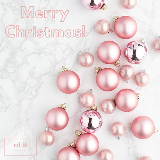 We're all taking time out to be with our loved ones and hope you have a great time with yours! Wishing you all a Christmas filled with love and laughter. The gift of support and love from our @editwomenco community this year has been our greatest gift of all! • • • #womeninit #edutech #learningtechnology #womensleadership #tech #technologynews #womensnetwork #ladies #femaleentrepreneur #femaleempowerment  #christmas #editwomenco #womenintech #entrepreneur #business #businesswoman #networking #feminism #technology #edtech #startup #community #heforshe #education #editexchange #highteaforwomeninit #stem #girls #editwomencoht