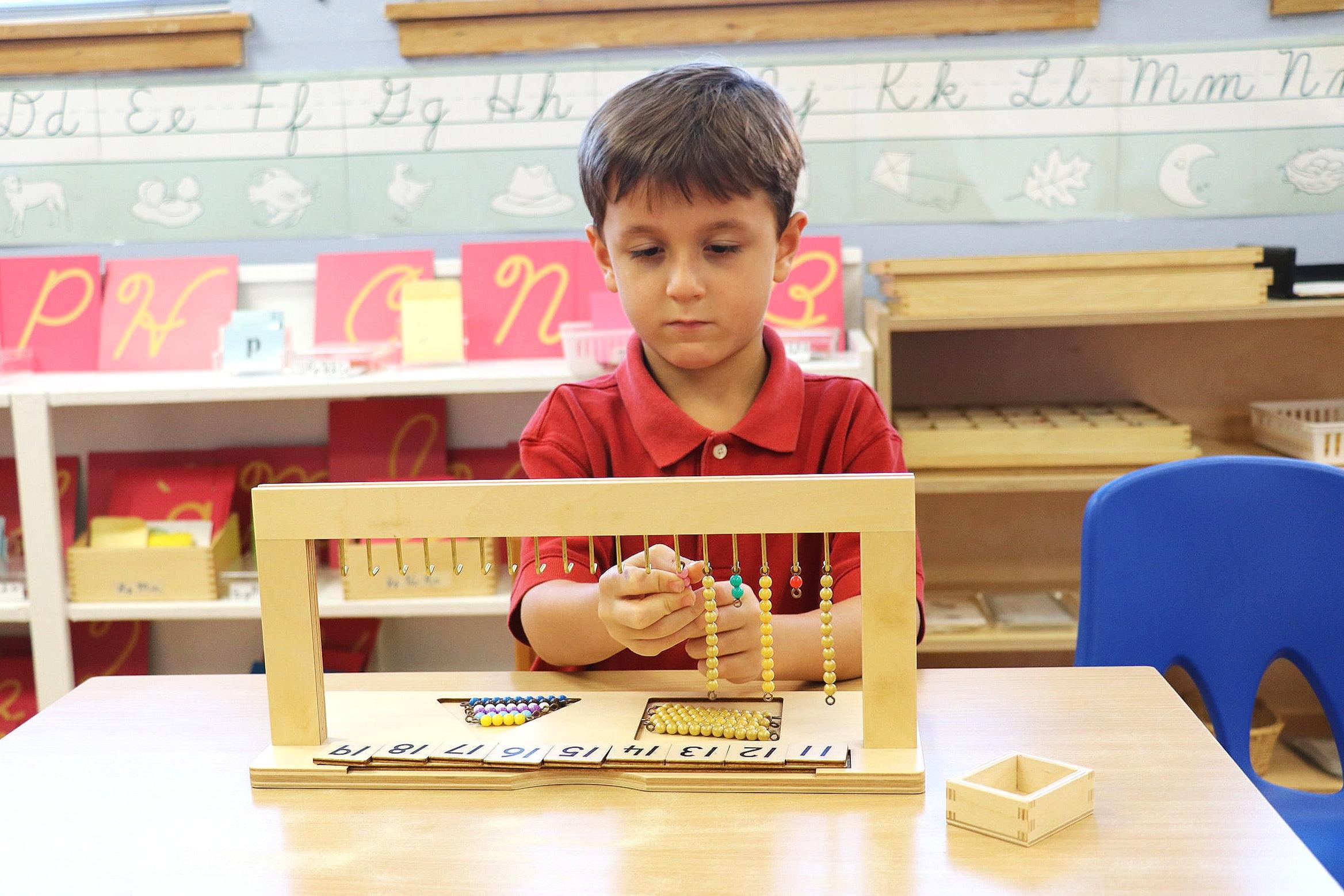 Montessori (3K-5K) -