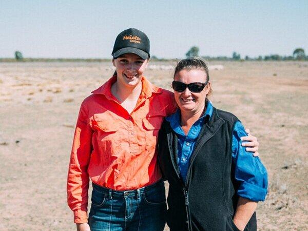 Andrea & Melanie - Prime Dorper Lamb Farmers from Jandowae, South-West Queensland