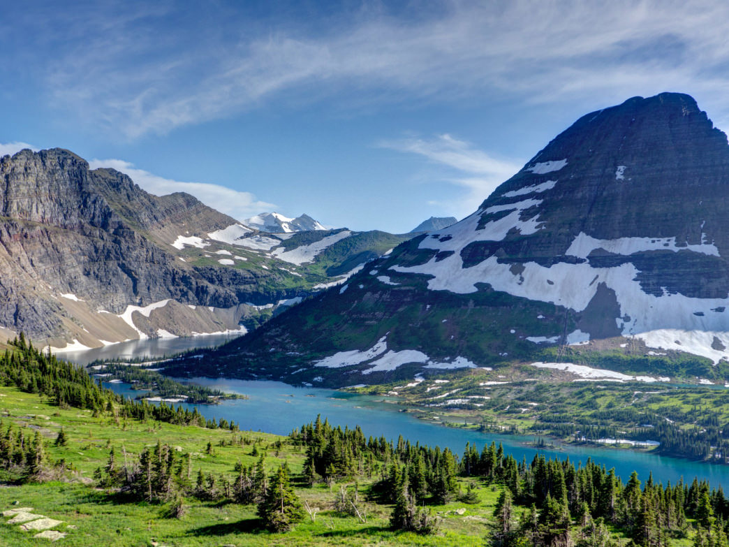 Photo Source:https://rootsrated.com/stories/6-accessible-backcountry-lakes-in-glacier-national-park