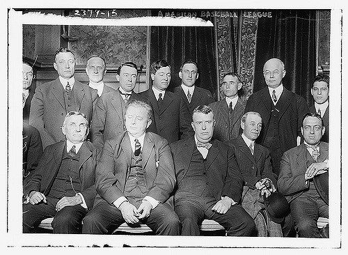 1911 American League owners
