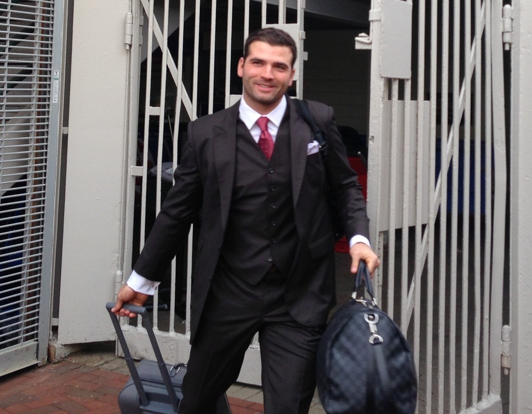 Joey Votto, owner and first baseman of the Cincinnati Reds