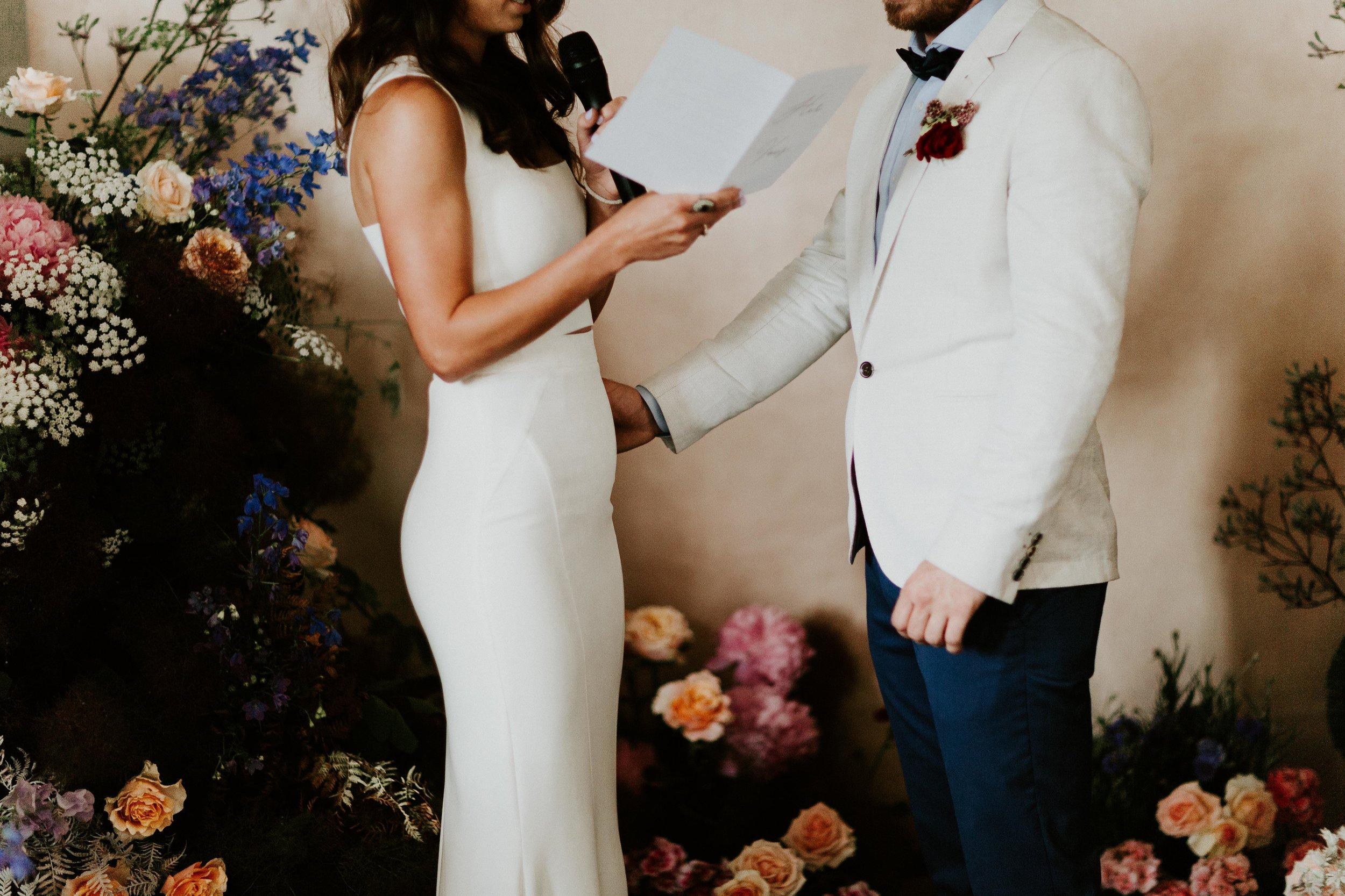 Nouba - Real wedding  - Jess & Mitch