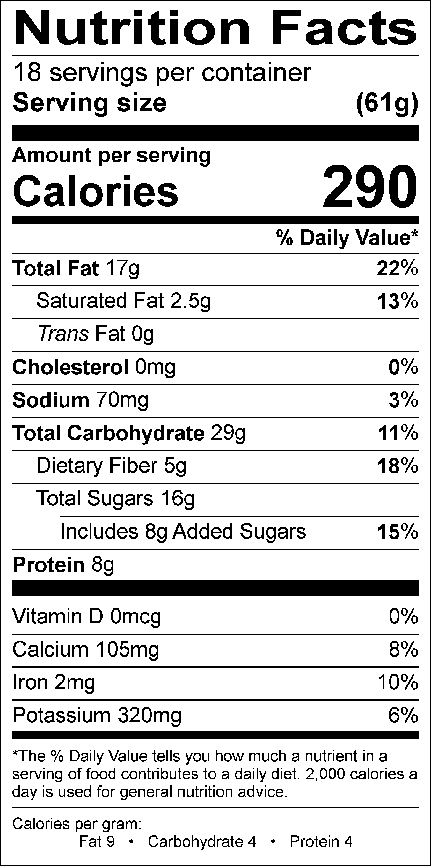 Smart Cocoa No-Bake Granola Label.png