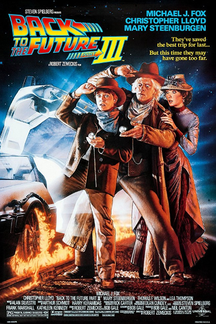 - Release date: May 25, 1990Directed by: Robert ZemeckisStarring: Michael J. Fox, Christopher Lloyd, Mary Steenburgen, Thomas F. Wilson, Lea ThompsonBudget: $40 millionBox office: $244.5 million Marty McFly takes another trip back in time to save his friend.