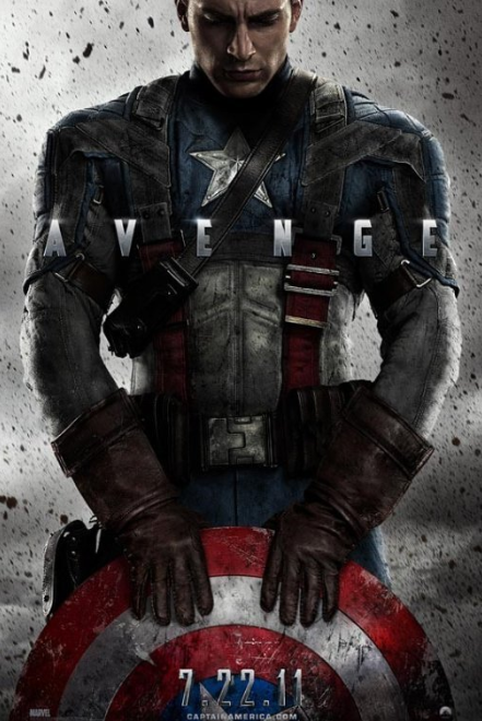 - Release date: July 22, 2011Based on: Captain America (comic book character created by Joe Simon and Jack Kirby)Directed by: Joe JohnstonStarring: Chris Evans, Tommy Lee Jones, Hugo Weaving, Hayley Atwell, Sebastian StanBudget: $140-216.7 millionBox office: $370.6 million Steve Rogers assumes the mantle of Captain America to stop a far-reaching conspiracy.