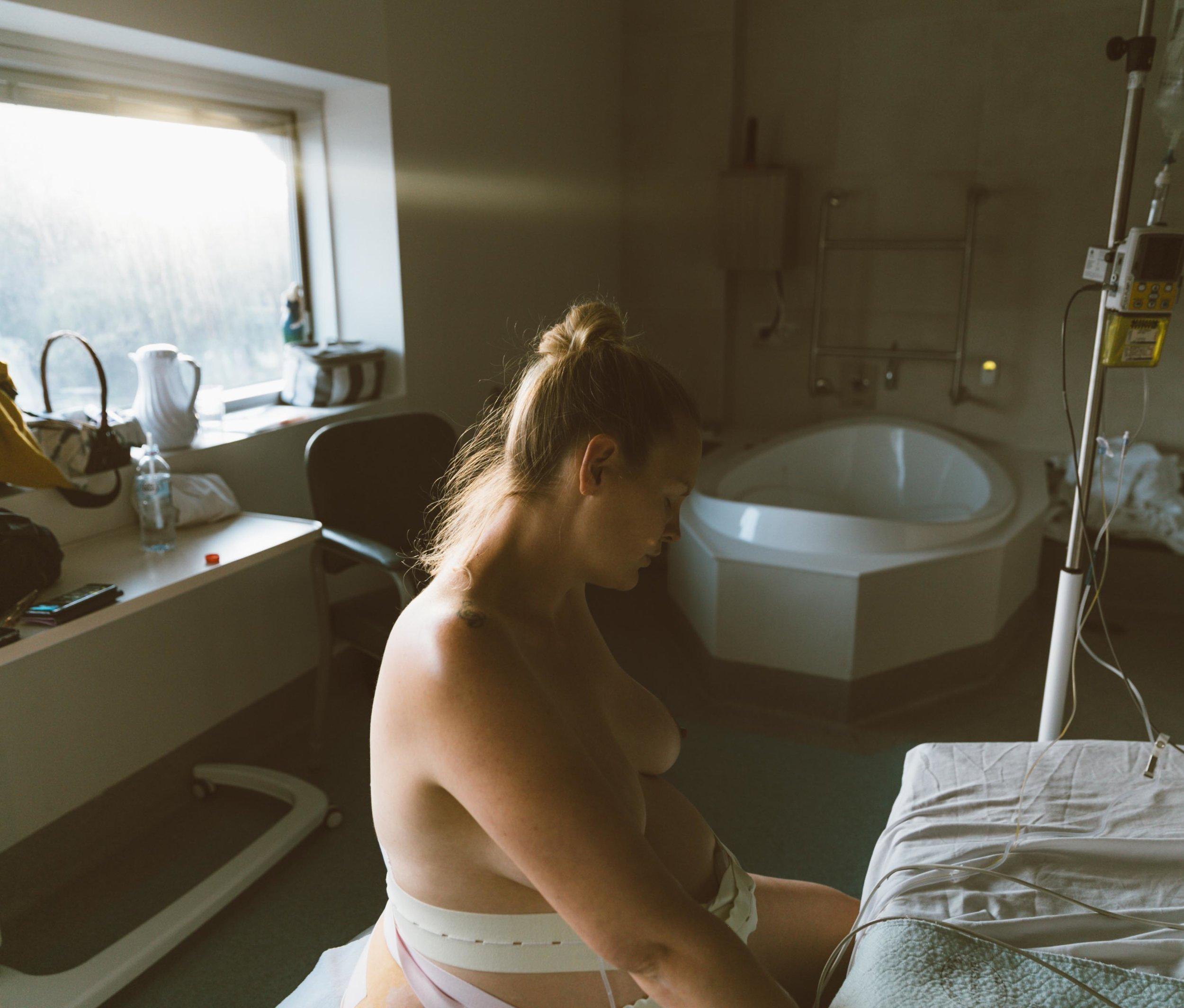Hayley Gemma- flower essences for the birthing process