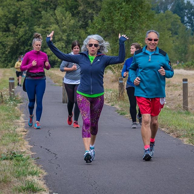You want to feel this good? Come walk, run, jog, or stroll your way through this year's Miles For Midwives!! September 21  Race time 10:00 Champ peg State Park Registration link is in the bio. #milesformidwives  #ORACNM