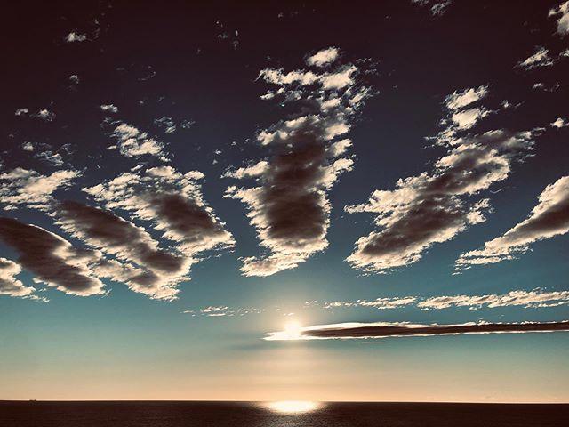 #constellation #sunrise