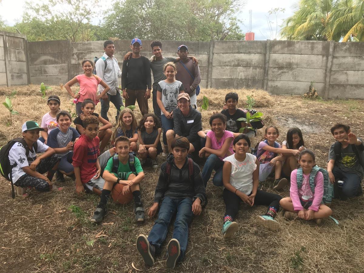 Budding Minds - School garden program