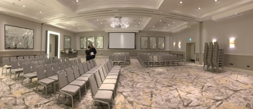The Marriott Hotel Conference Rooms