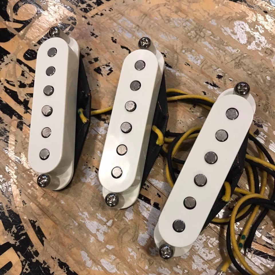 Custom order for Wilko '62 stratocaster