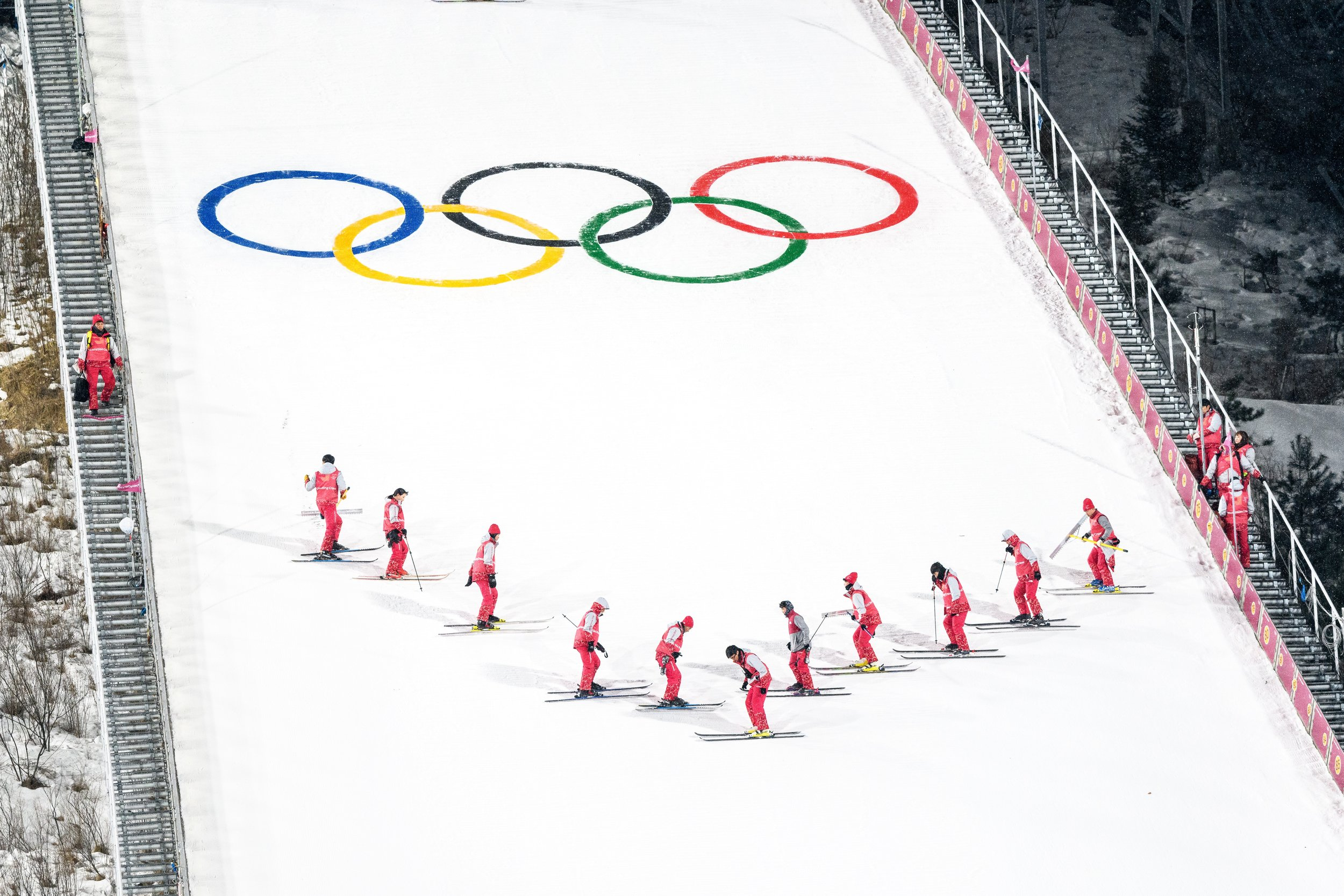 Pyeongchang Winter Games 2018 (Photo by Vytautas Dranginis)