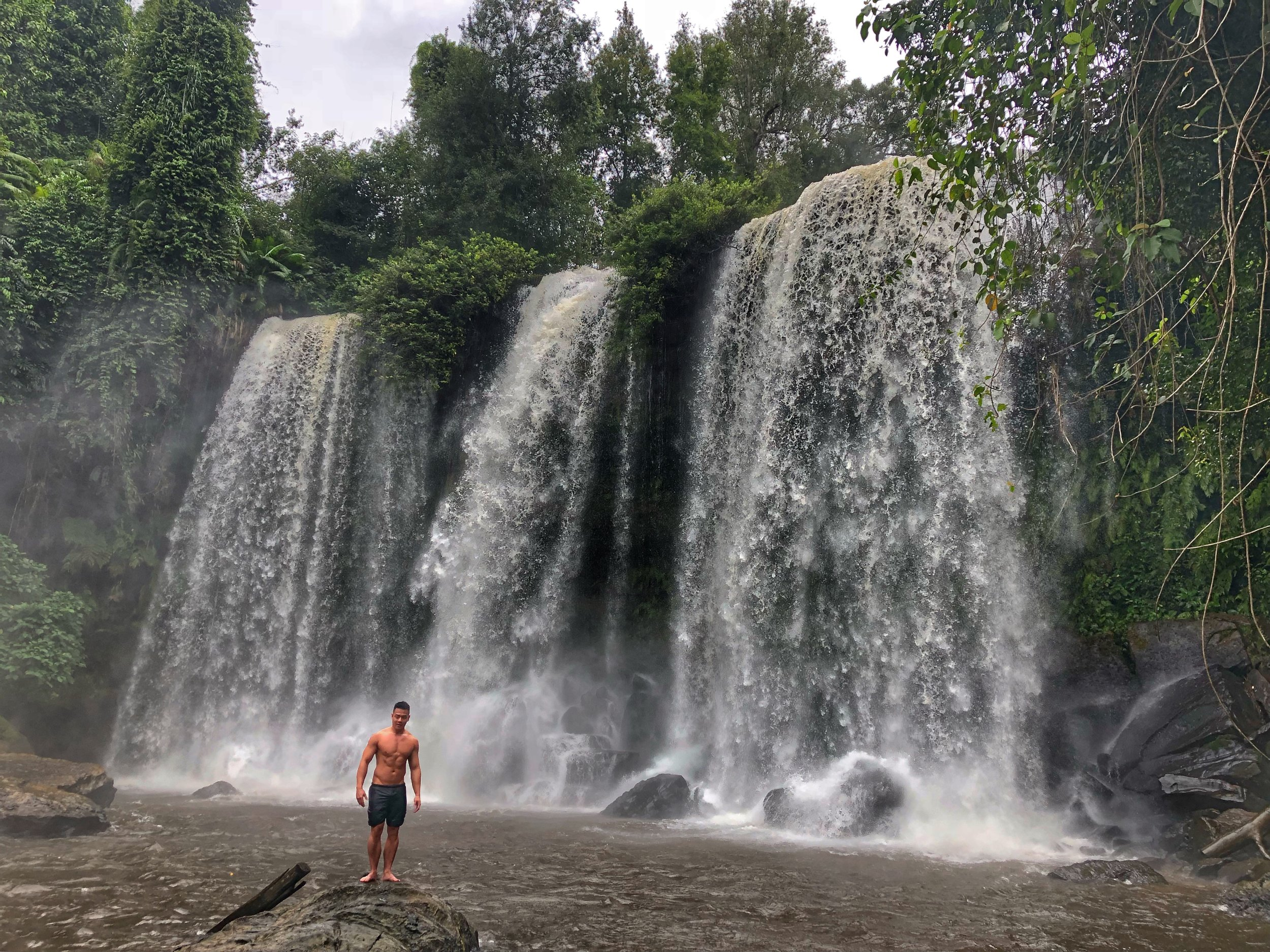 Kulen Waterfall