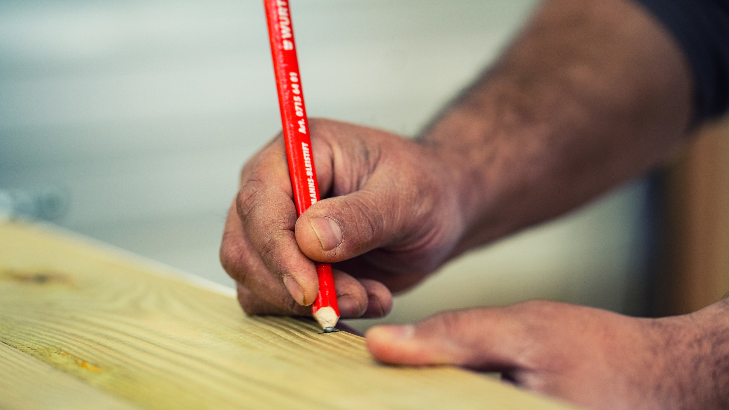 Halffabricaten in hout -