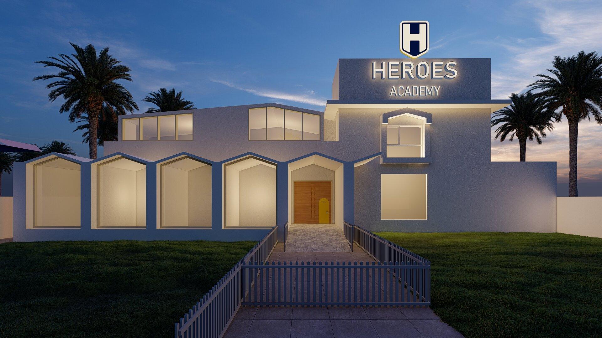 Heroes Academy