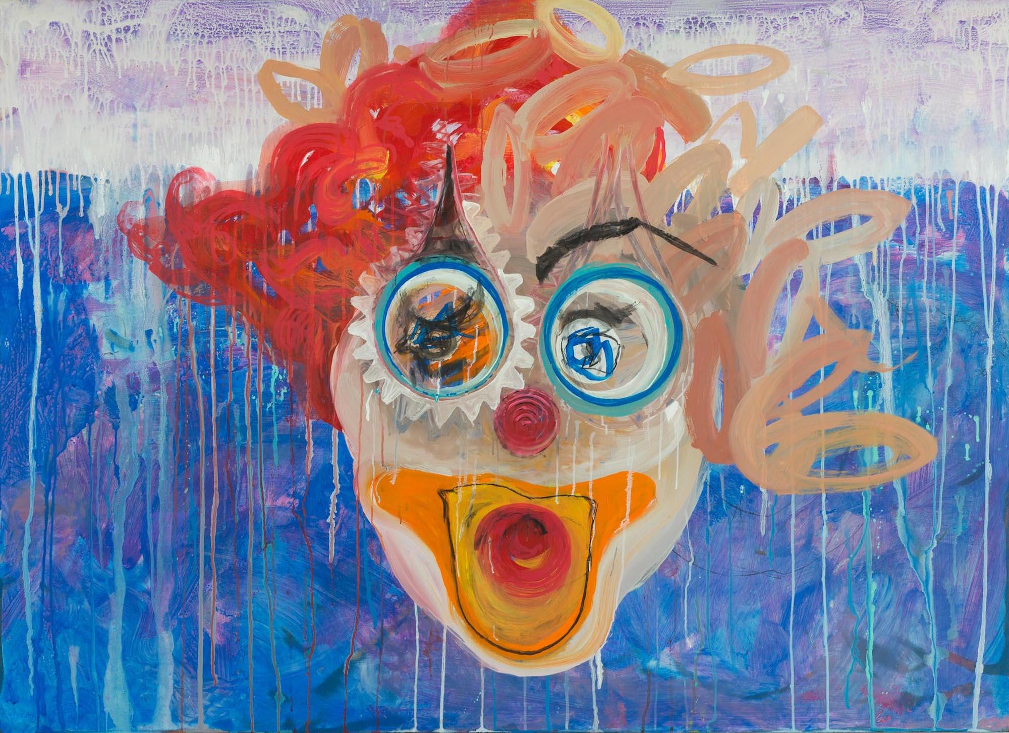 Craig Ruddy   78   The World is a Circus no1   Untitled  120x165.jpg