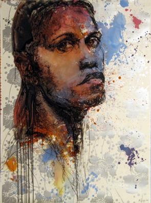 2011 / Portrait of Cathy Freeman - Archibald Prize FinalistCathy Freeman is an Aboriginal Olympic Gold Medallisthttps://www.artgallery.nsw.gov.au/prizes/archibald/2011/28932/