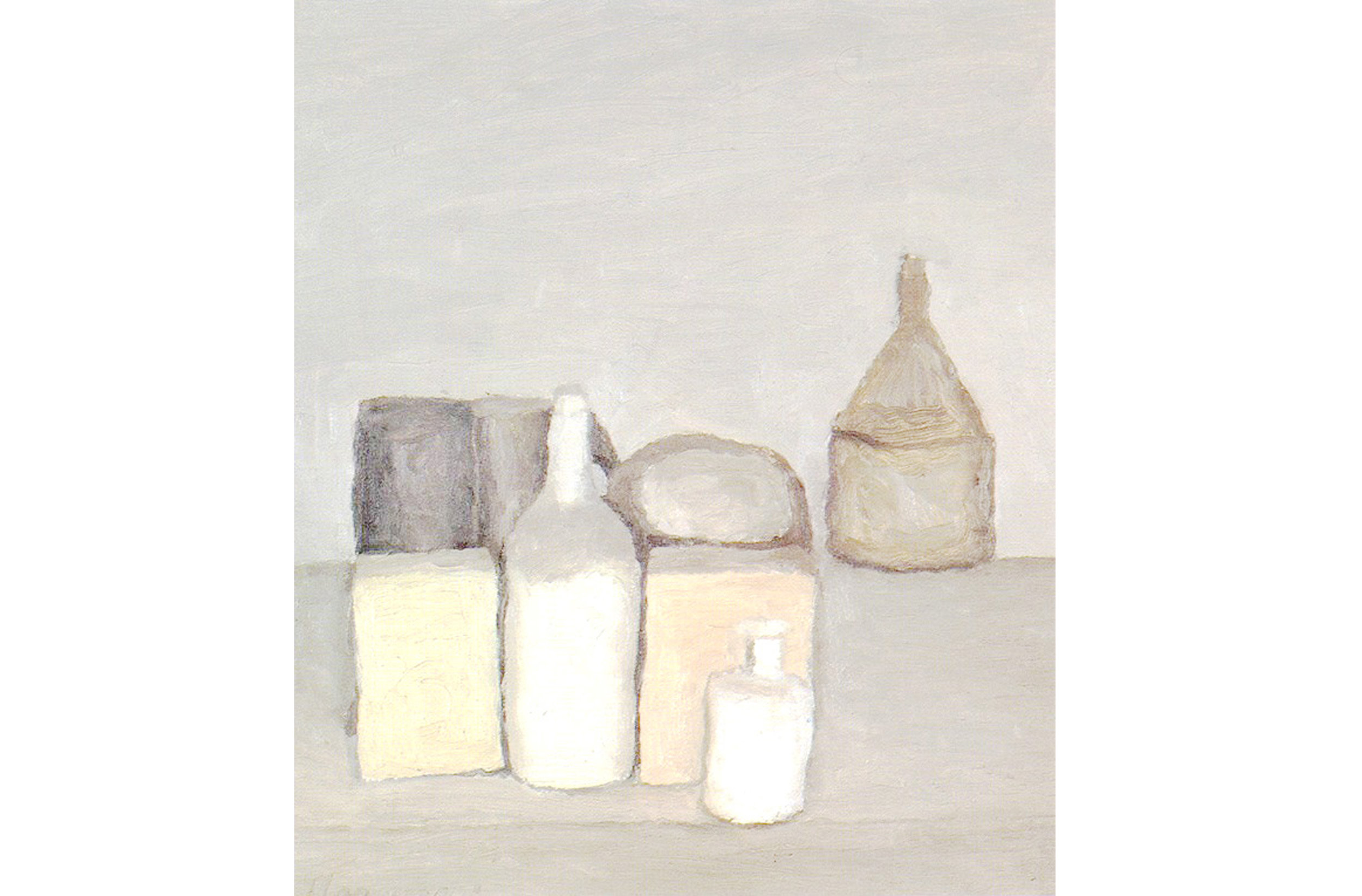 Fig 8. Still Life, Giorgio Morandi