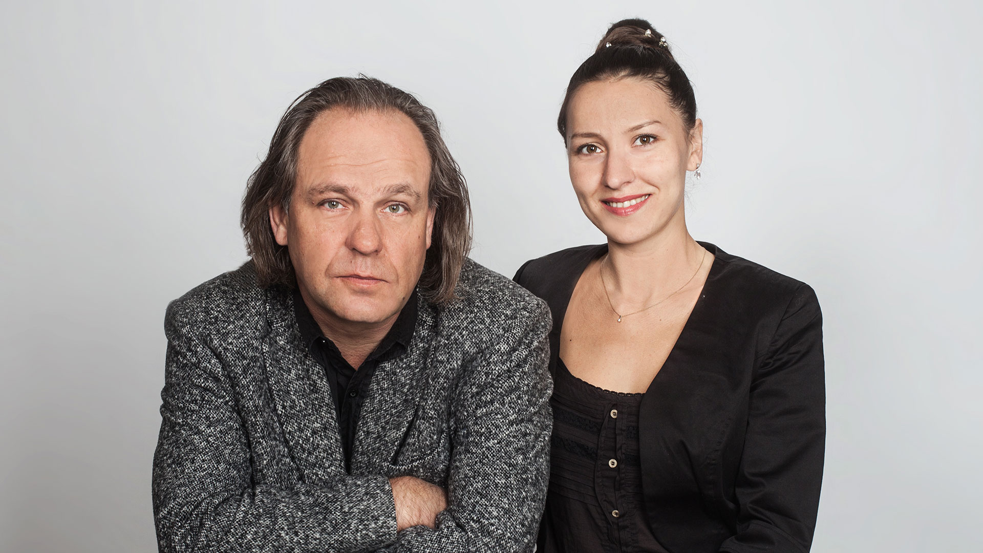 Steffen und Olga Graewer