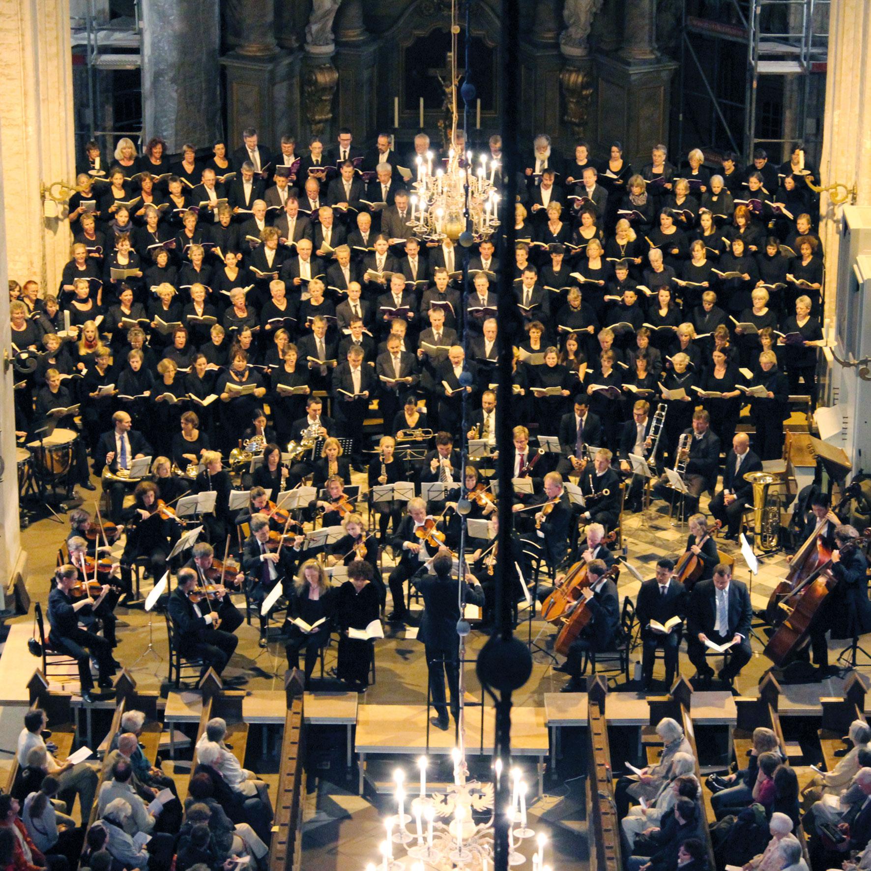 Een Konzertprogramm ut dat 1. Bachfest 1901 nah Hermann Kretzschmar - 15.05.2019 • 20:00 Uhr