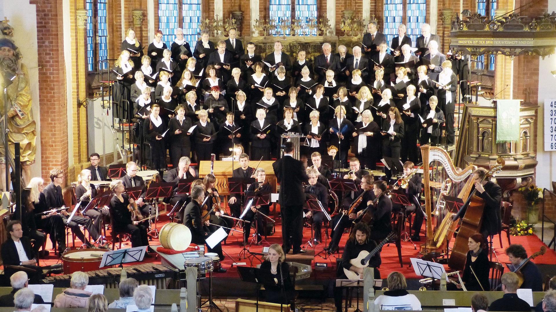 Kammerchor der Kantorei Warnemünde