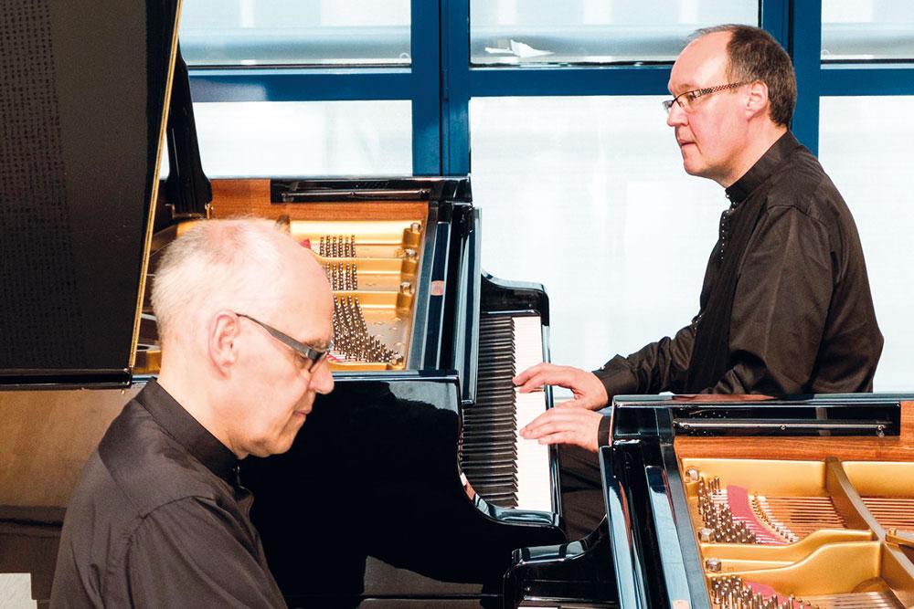 Hans-Peter Stenzl & Volker Stenzl