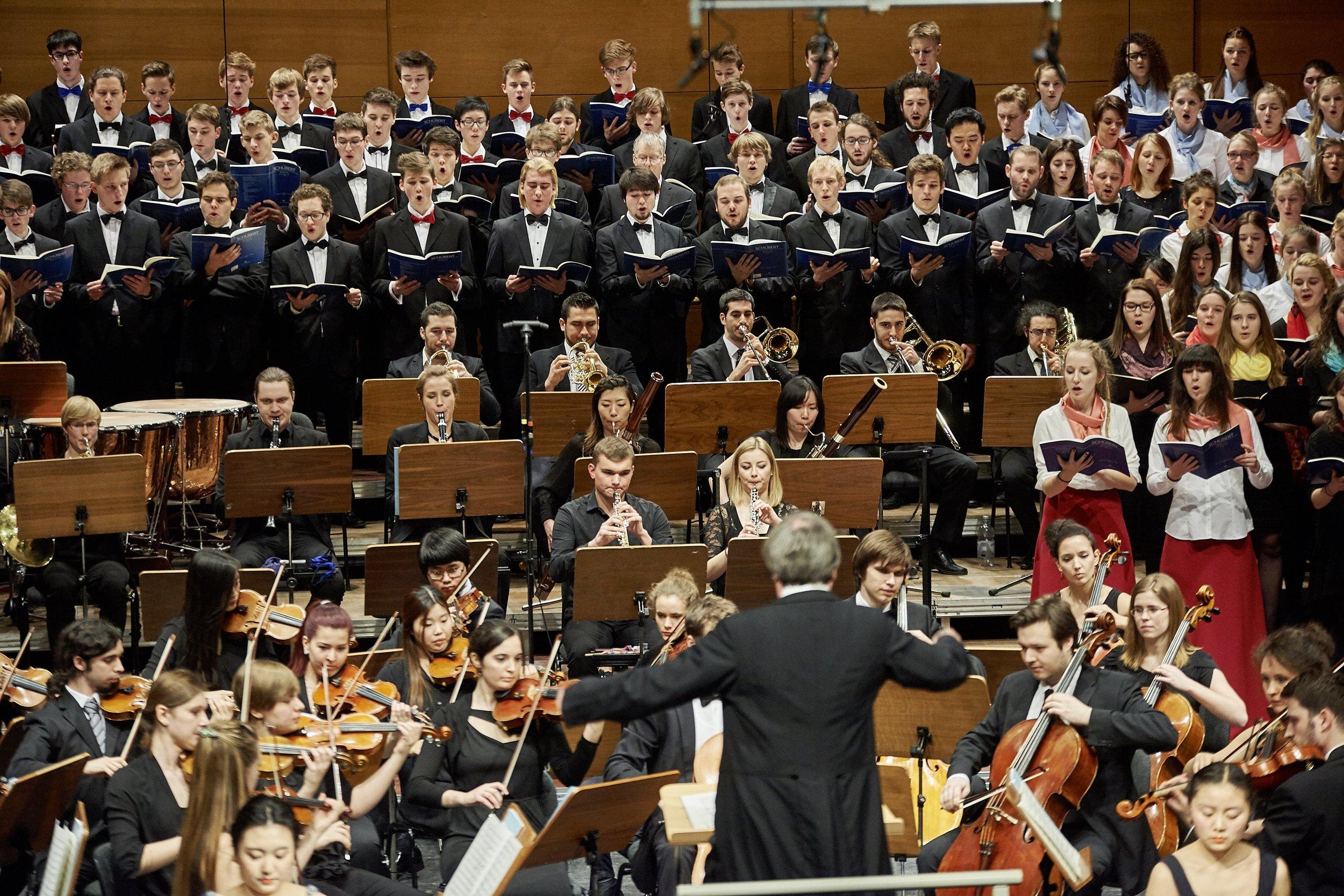 """Kammerchor der hmt """"Vocalisti Rostochienses"""""""