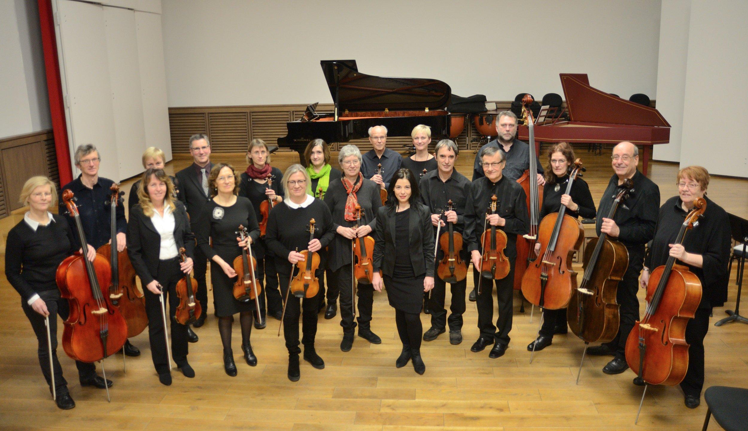 Kammerorchester vont Konservatorium, Musikschule der Hanse- und Universitätsstadt Rostock