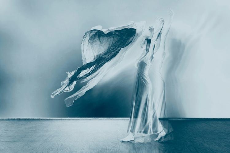 Tänzerin Martje Brandsma