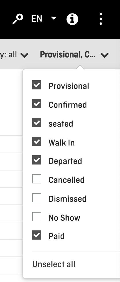 reporting-statusPicker-aleno-restaurant-reservations-system.jpg