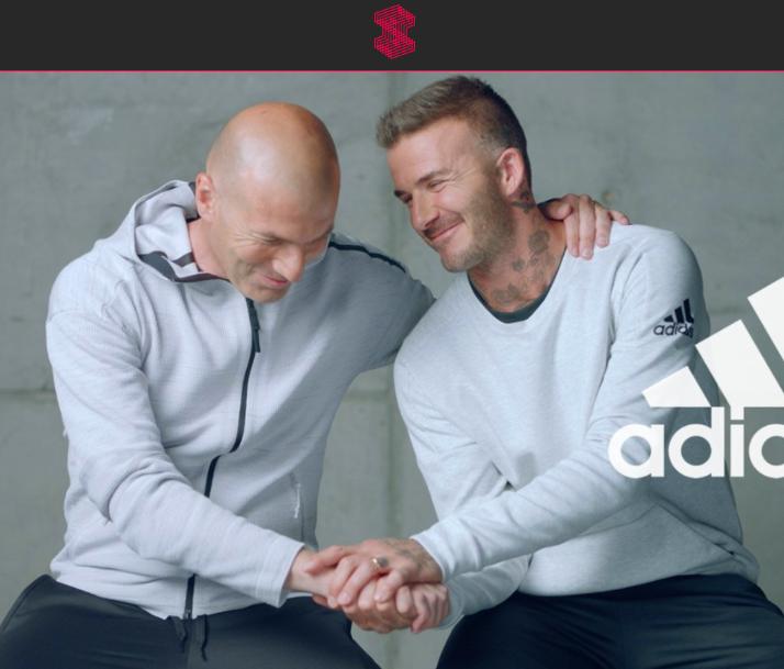 Beckham X Zidane | Adidas