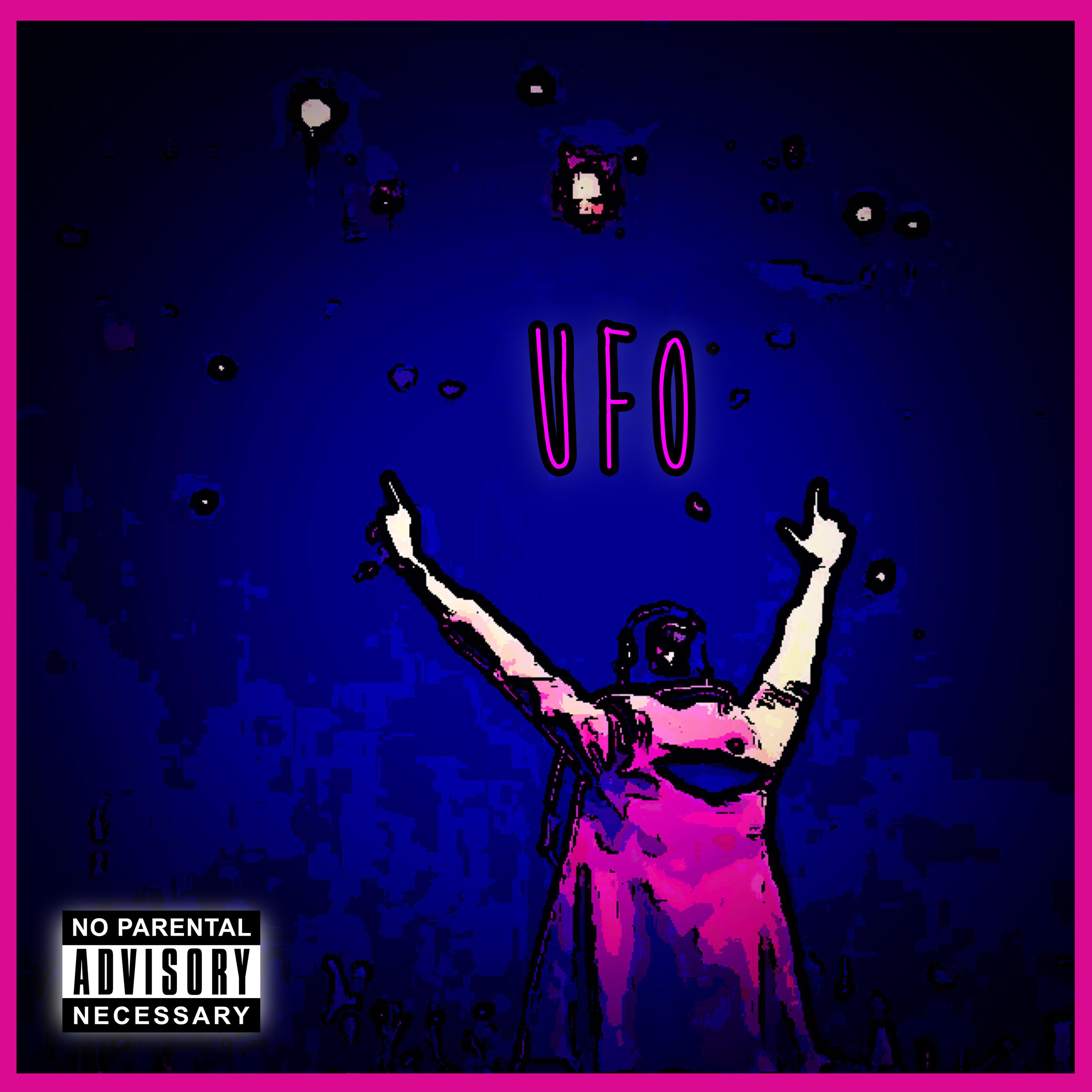 UFO - LEXLEO'S BREAKOUT SINGLE UFO RELEASED FOR DOWNLOAD RIGHT HERE