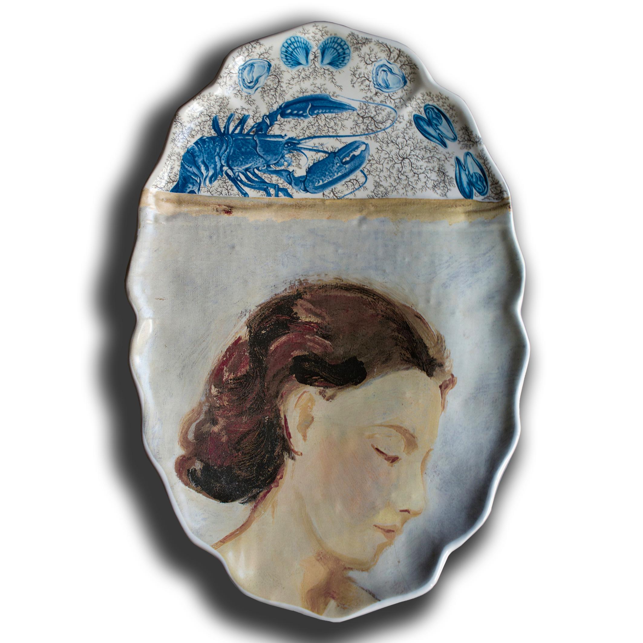 Flemish Nude -Detail