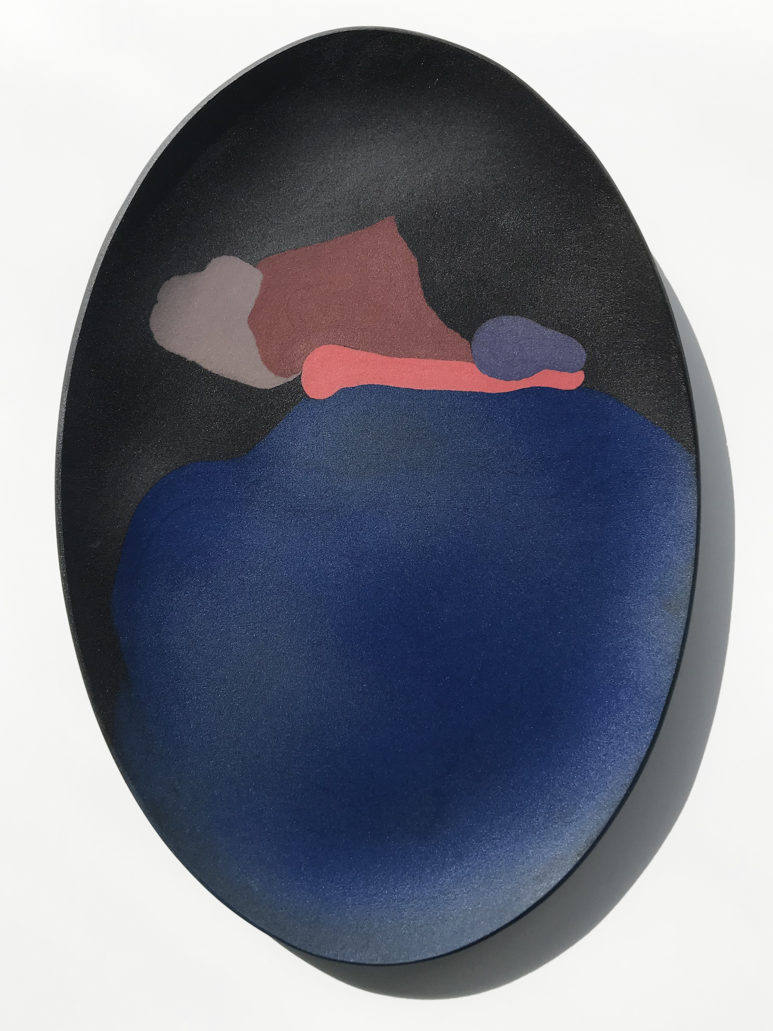 LARGE OVAL - Dimensions: 28 x 20.5 cm