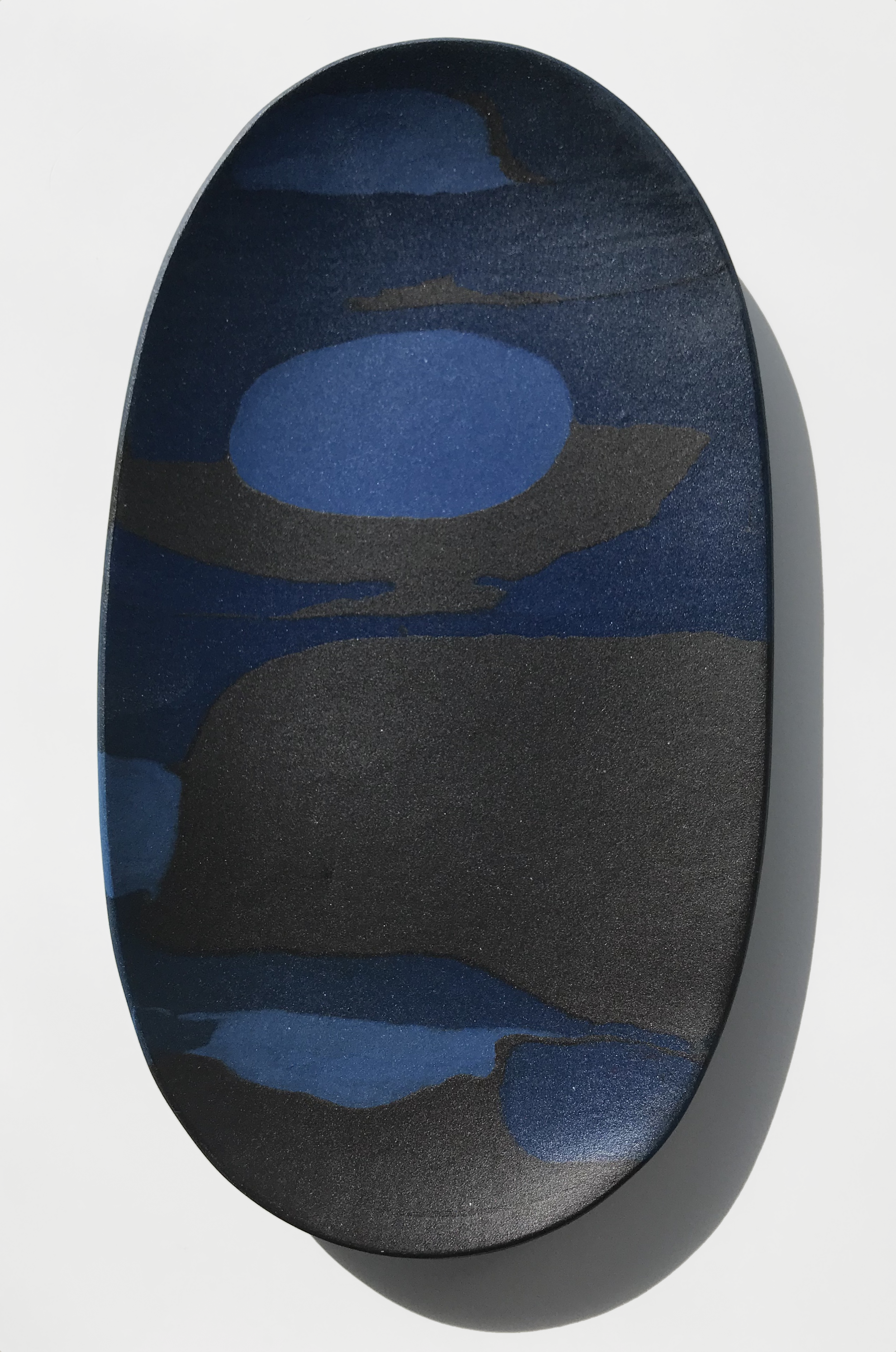 SMALL OVAL - Dimensions: 22 x 12.5 cm