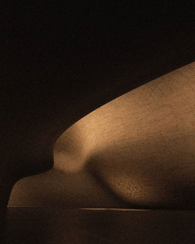 ECHO  n°I --- Chasms Series --- @maxon_cinema4d @redshift3d . . . #cgi #redshift #render #cinema4d #cinema #c4d #architecture #archviz #light #shadow #digitalart #rsa_graphics #visualart