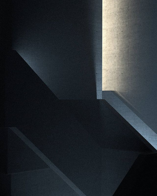 BEAM  n°I --- Chasms Series --- @maxon_cinema4d @redshift3d . . . #cgi #redshift #render #cinema4d #cinema #c4d #architecture #archviz #light #shadow #digitalart #rsa_graphics #visualart