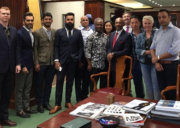 The Savile Row Academy and 2016's Summer Course students