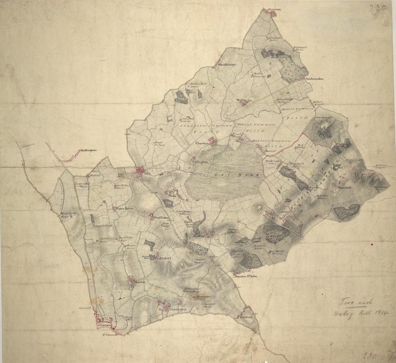 Otmoor, 1814