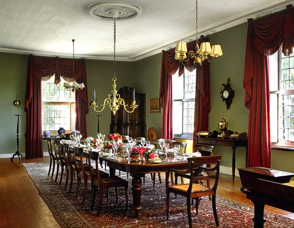 Homestead Dining Room