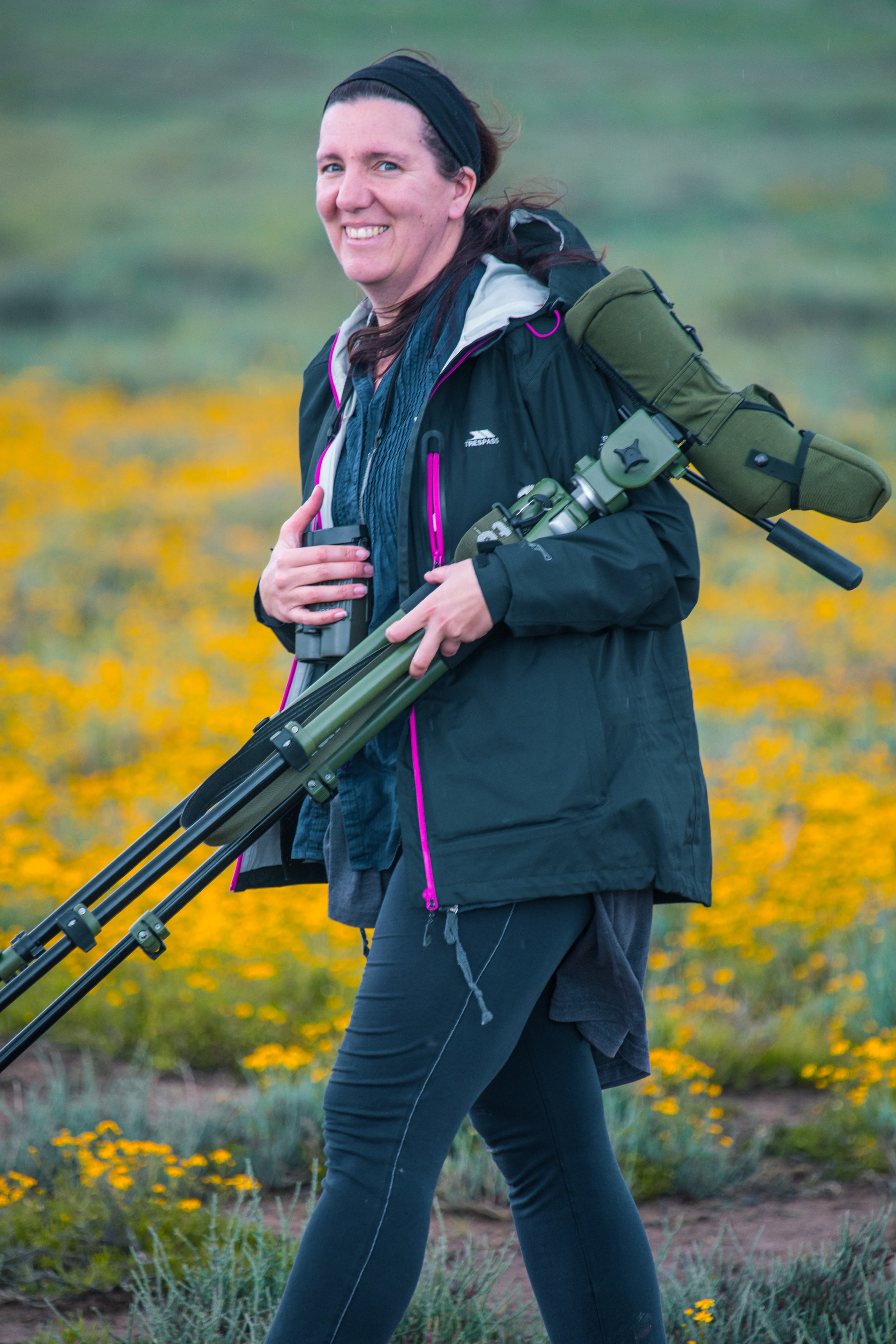 Dr. Giselle Murison  Birding Specialist Guide